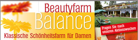 Anzeige Beautyfarm Balance