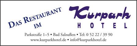Anzeige Kurpark Hotel Bad Salzuflen