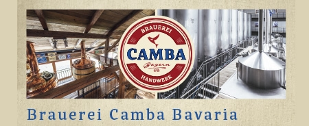 Anzeige Brauerei Camba Bavaria GmbH