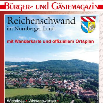 Titel Gästemagazin Reichenschwand