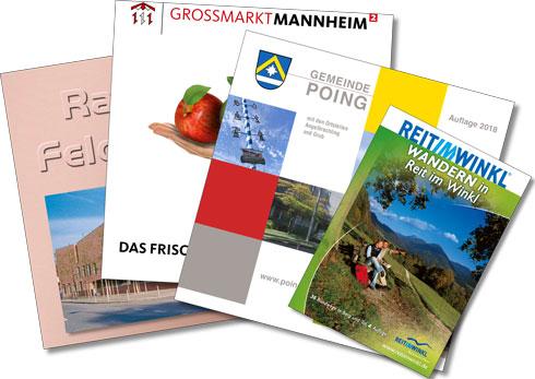 Einige Titel aus dem Verlagsprogramm
