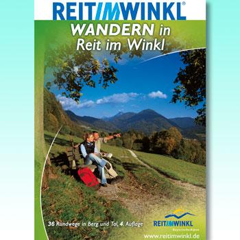 Titel Wanderführer Reit im Winkl