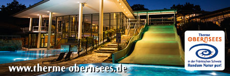Anzeige Therme Obernsees