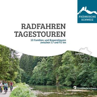 Titel Radfahren Tagestouren Fränkische Schweiz