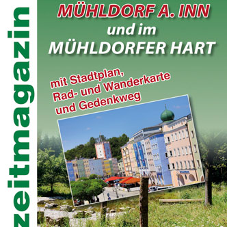 Titel FREIZEITMAGAZIN MÜHLDORF a. Inn / MÜHLDORFER HART