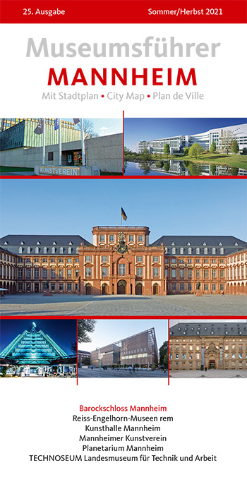 Museumsführer Mannheim Titel