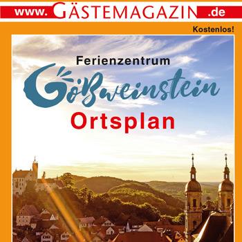Titel Gästemagazin Gößweinstein