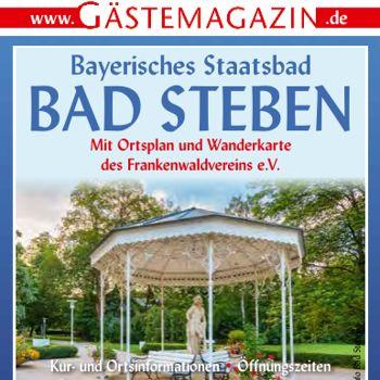 Titel Gästemagazin Bad Steben